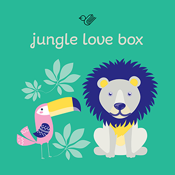 Jungle Love Box - order now
