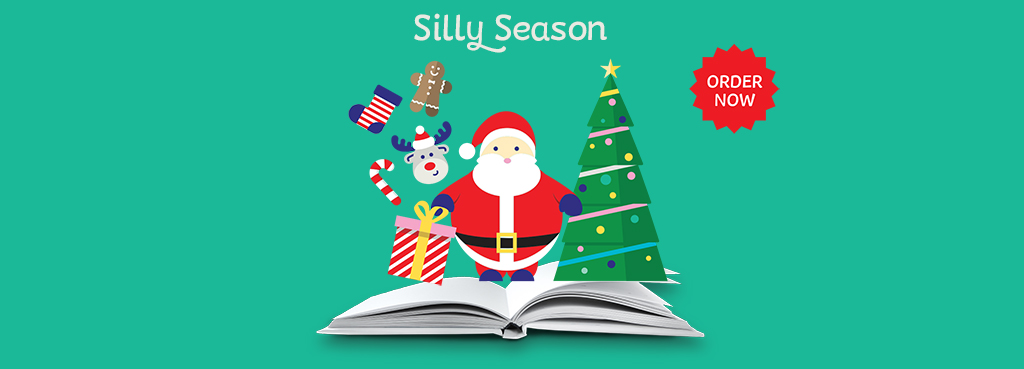 Silly season book box - order now